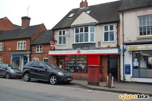 Mains Post Office in Delightful Staffordshire Town - Image 1