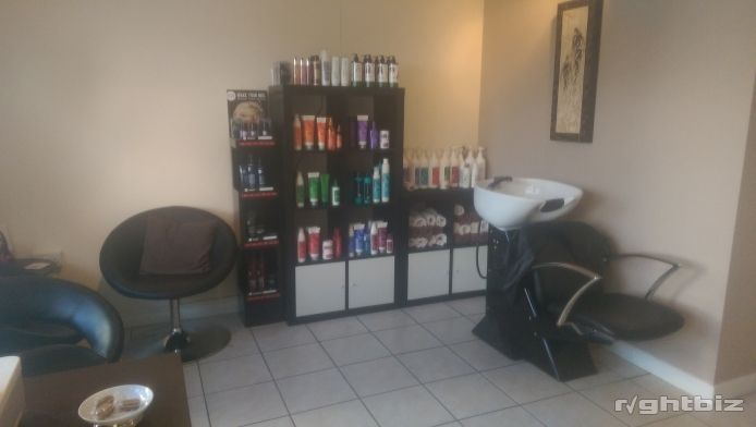 Small salon in South Norfolk village lease for sale - Image 1