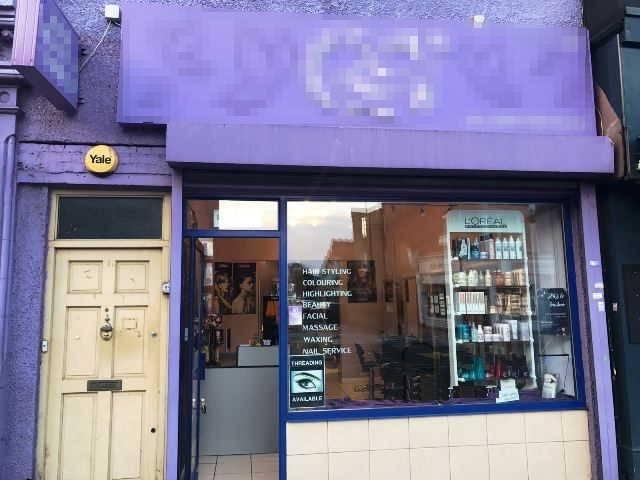 Hairdressing Salon Plus Beauty Salon for Sale - Image 1