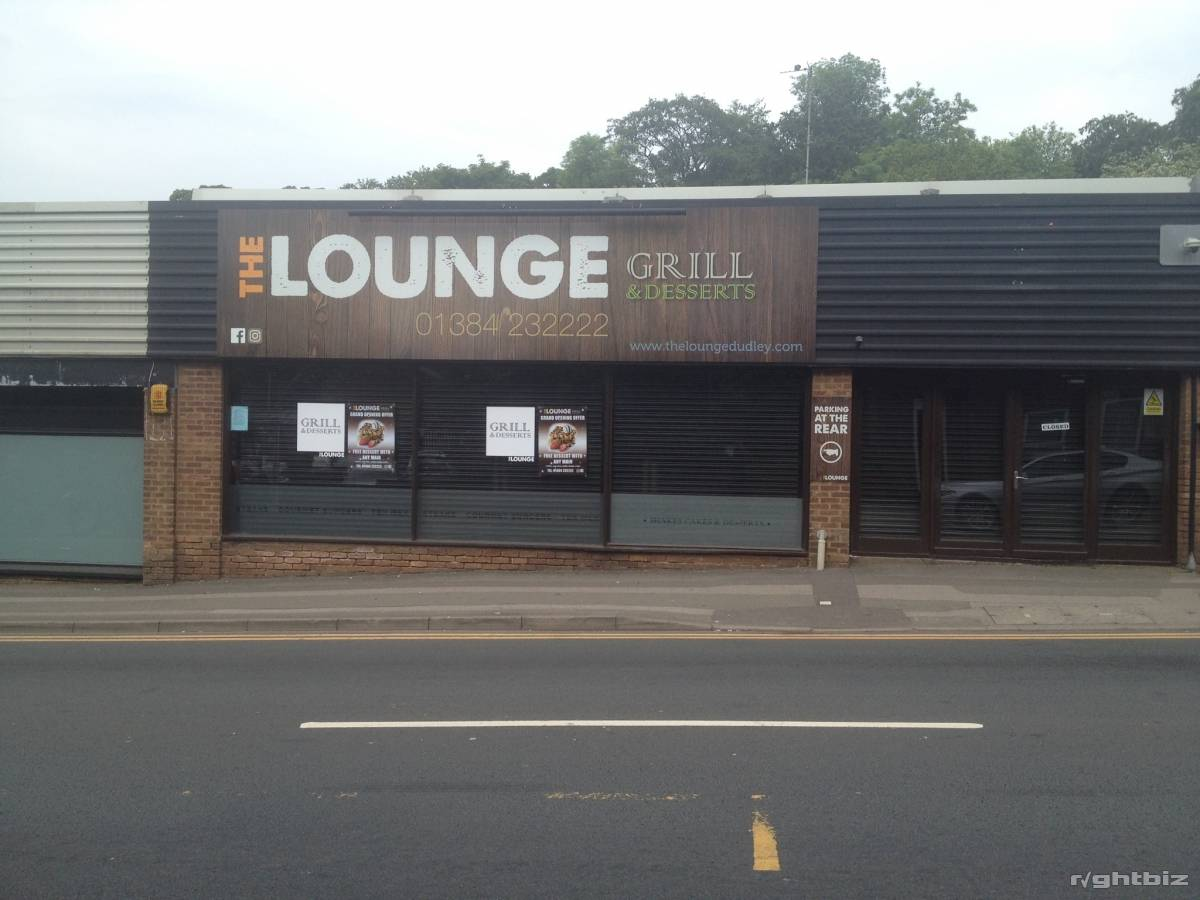 Restaurant +Take Away Steak House Huge Potential Prime Location Too good to miss, - Image 1