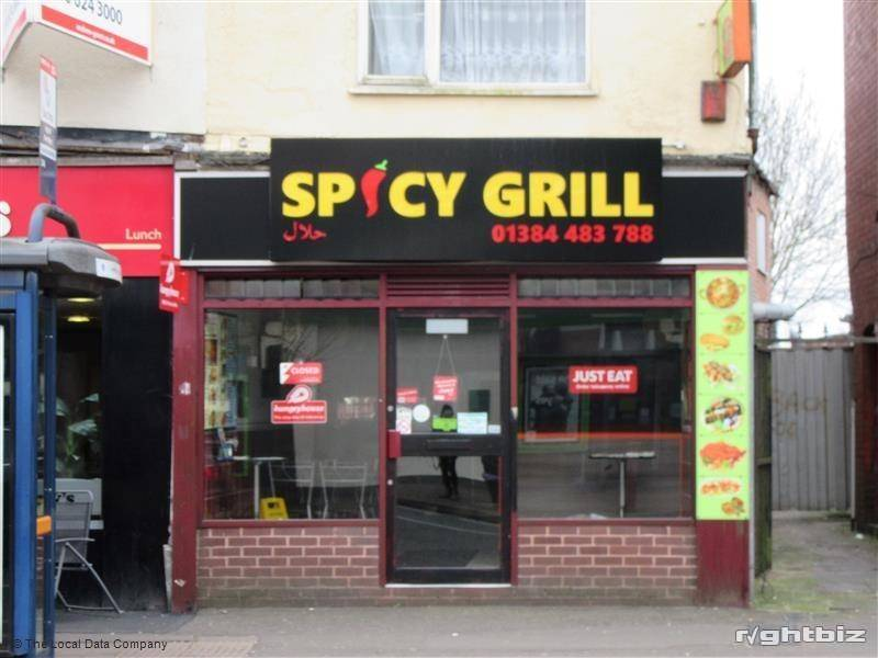 Indian Takeaway  Lease for Sale - Image 1