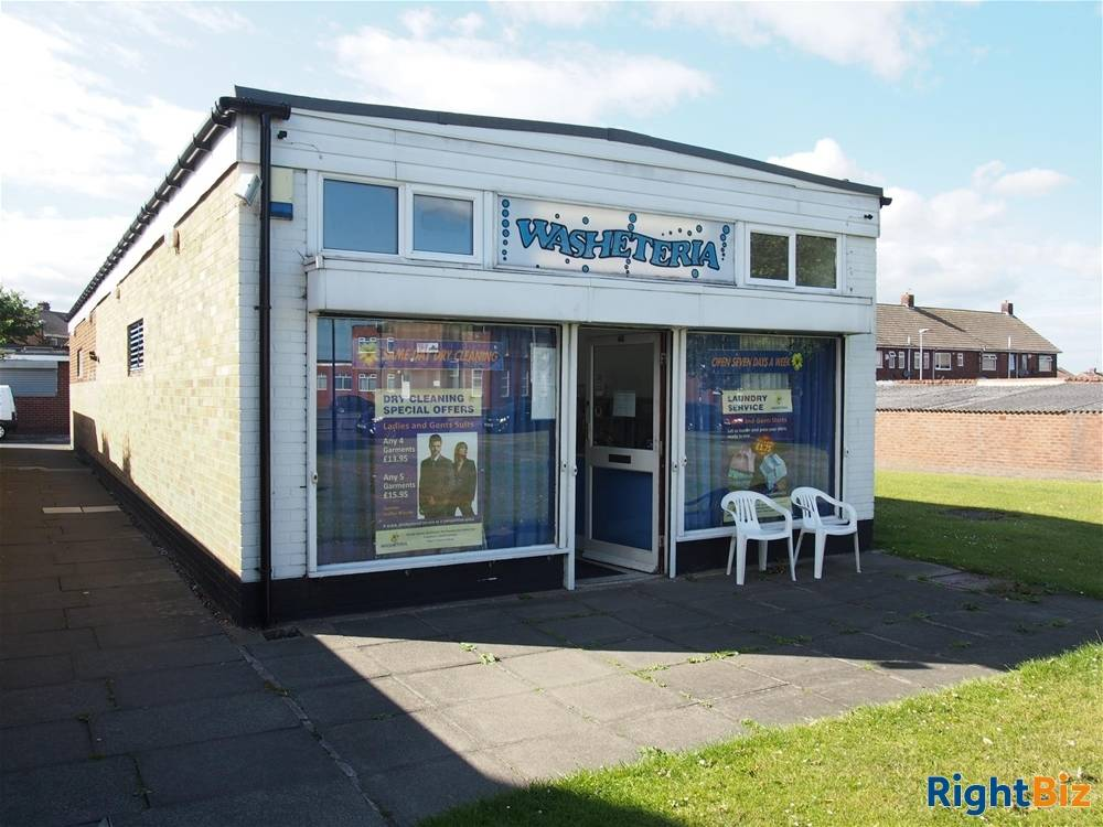 Launderette & Dry Cleaners For Sale in Choppington - Image 1