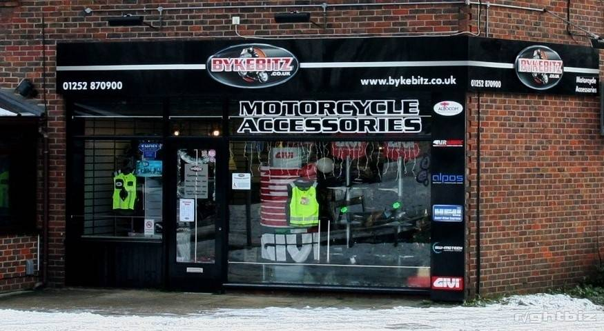 Motorcycle Accessories Business for Sale - Well Established - Image 1
