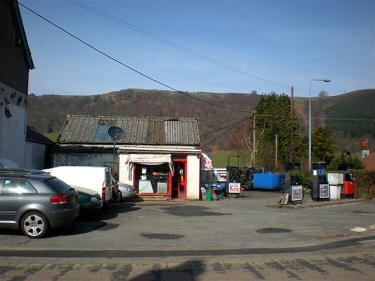 VILLAGE PETROL STATION, CONVENIENCE STORE & GARAGE - DENBIGHSHIRE - Image 1