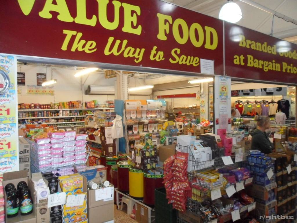 Established retail business located in the indoor market within one of Sheffield's busiest shopping - Image 1