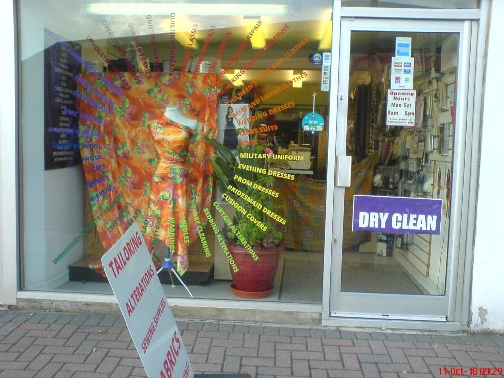 Specialist Tailoring and Alteration Business - Image 1