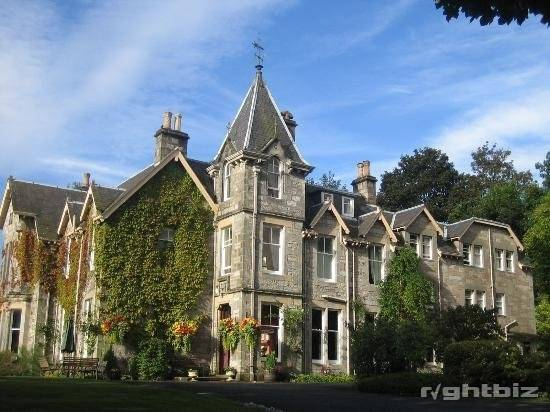 Stunning 10 Bedroomed Victorian Guest House, built 1881 in Pitlochry, the Gateway to the Highlands. - Image 1
