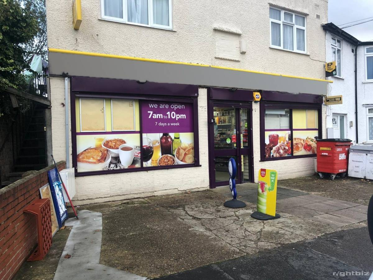 Convenient Store For sale in Harrow Leasehold  - Image 1