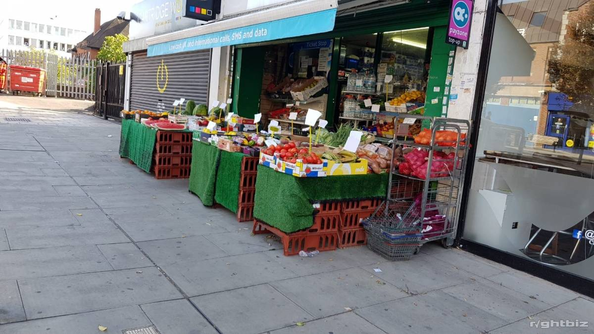 Convenient Store For sale in Northwood Leasehold  - Image 1