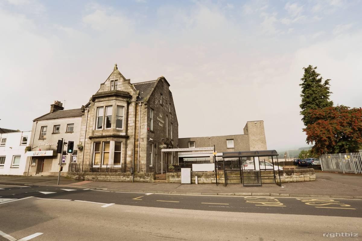 For Sale 12 Bedroom Hotel in Leslie, Glenrothes - Image 1