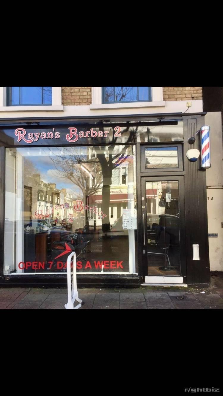 Barber shop for sale in st.John's hill London SW11 1tq - Image 1