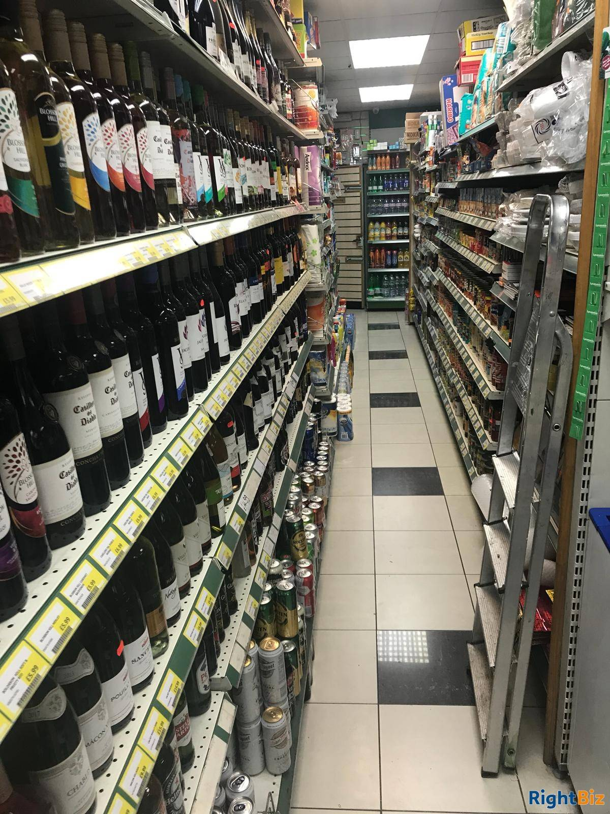 Convenient Store For sale in London Leasehold  - Image 1