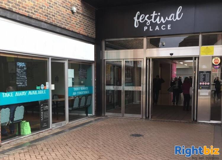 PRICE REDUCED - Busy Daytime Diner In Basingstoke for Sale - Image 1