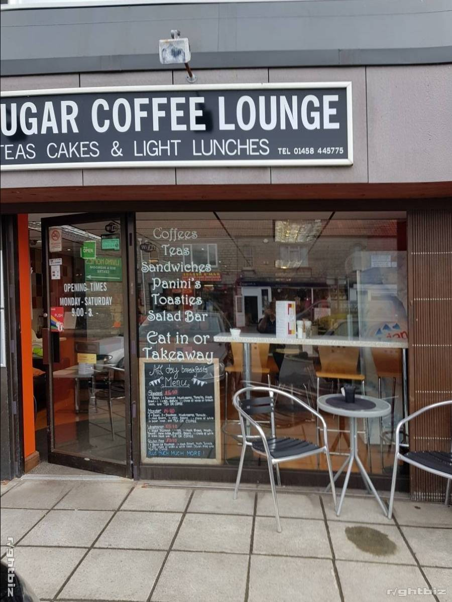 Established coffee lounge/cafe trading on the High Street for 20 years. Customer parking adjacent. - Image 1