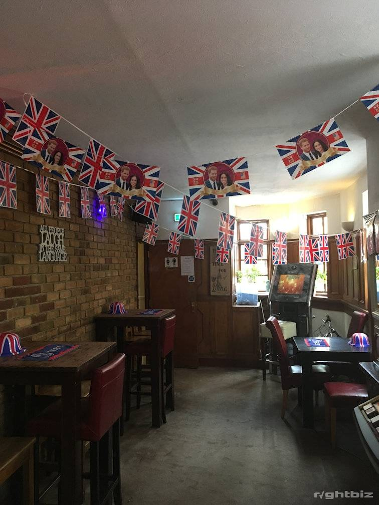 FREEHOLD BAR WITH ACCOMMODATION - RAMSGATE, KENT - Image 1