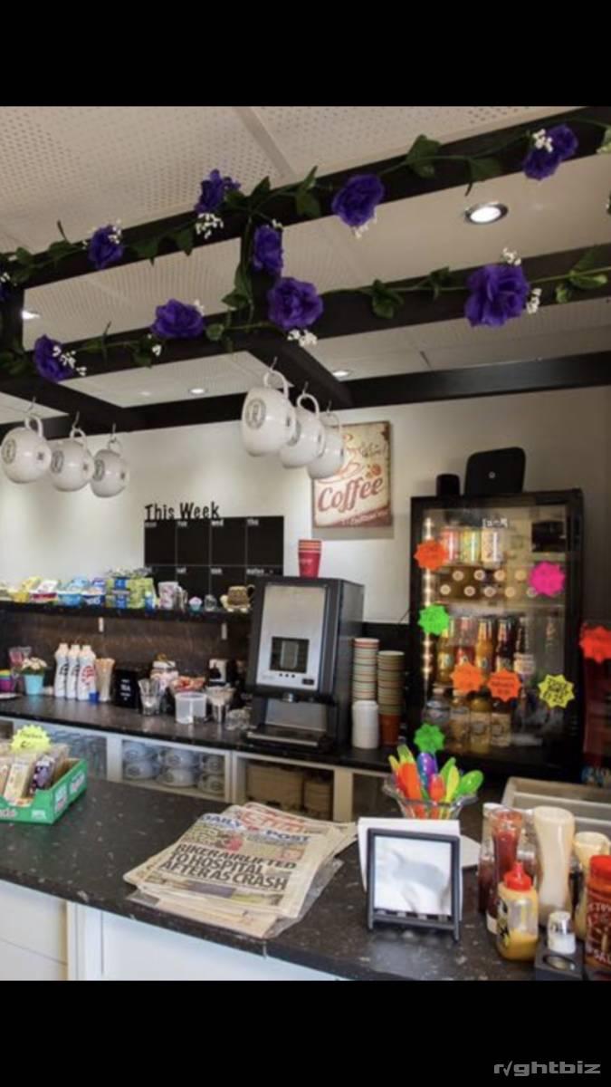 Seaside cafe lease for sale. 5 star food & hygiene rating. Fantastic reputation. PRICE REDUCED!! - Image 1