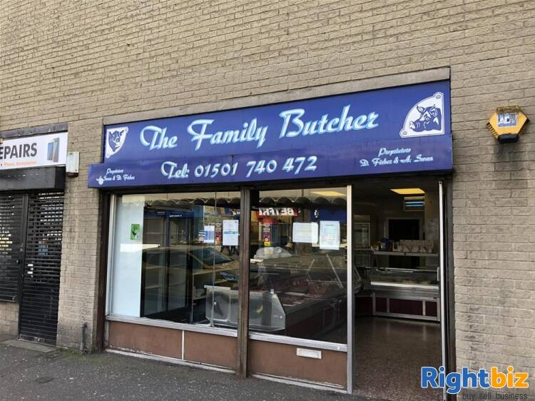 Butchers for sale in Whitburn - Image 1