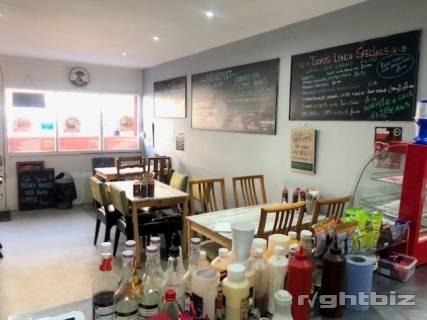 UNDER OFFER Long Established Class 3 Hot Food Cafe & Takeaway - Image 1