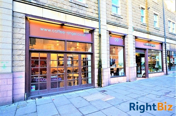 Established Coffee Shop, Central Edinburgh (ref. 1252) - Image 1