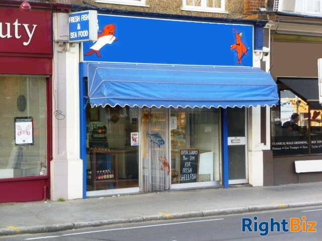 Quality Well Equipped Fishmongers for Sale - Image 1
