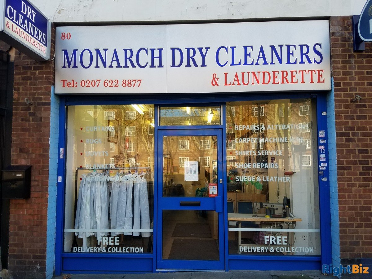 Monarch Dry Cleaners and Laundrette - Image 1
