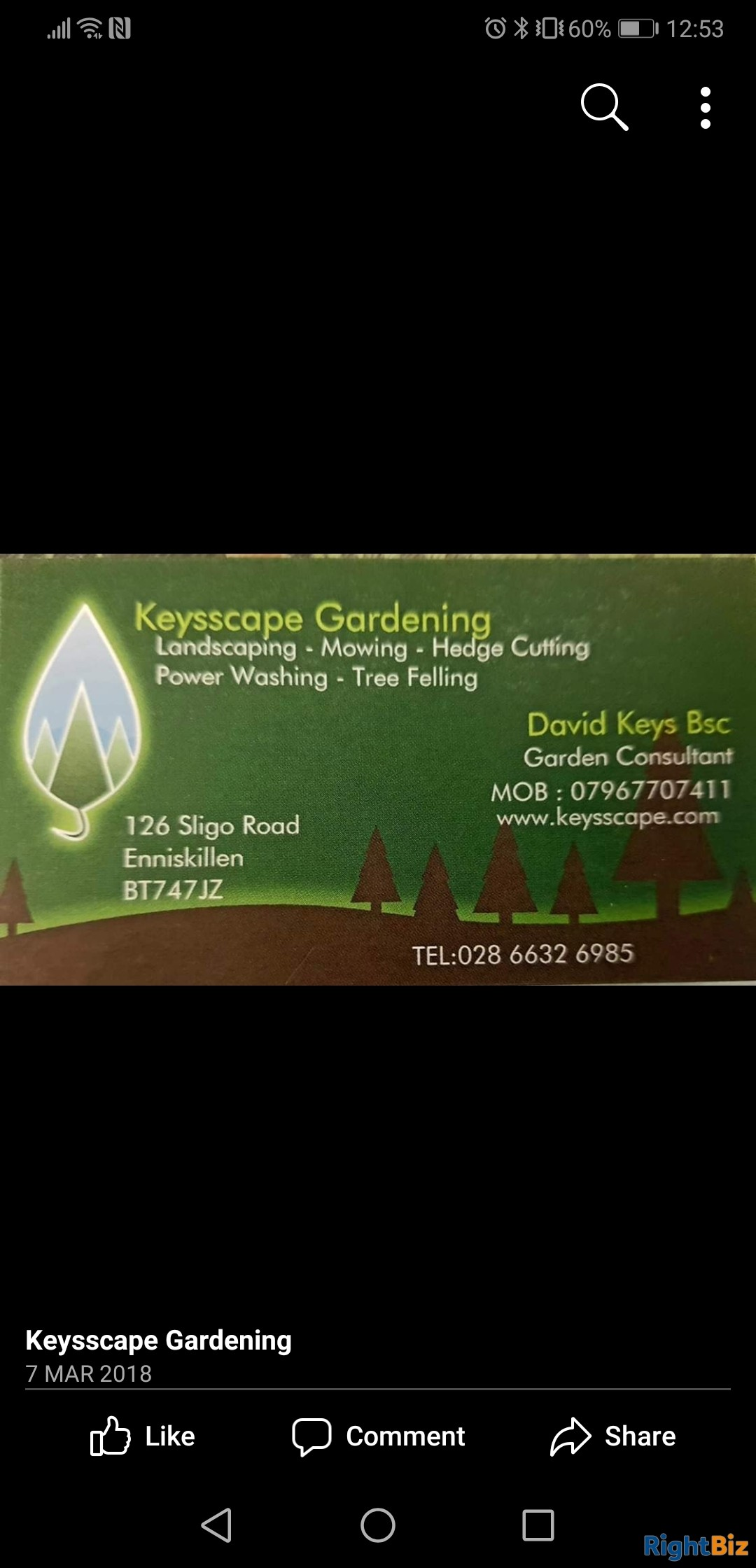 Small landscaping business with lots of potential - Image 1