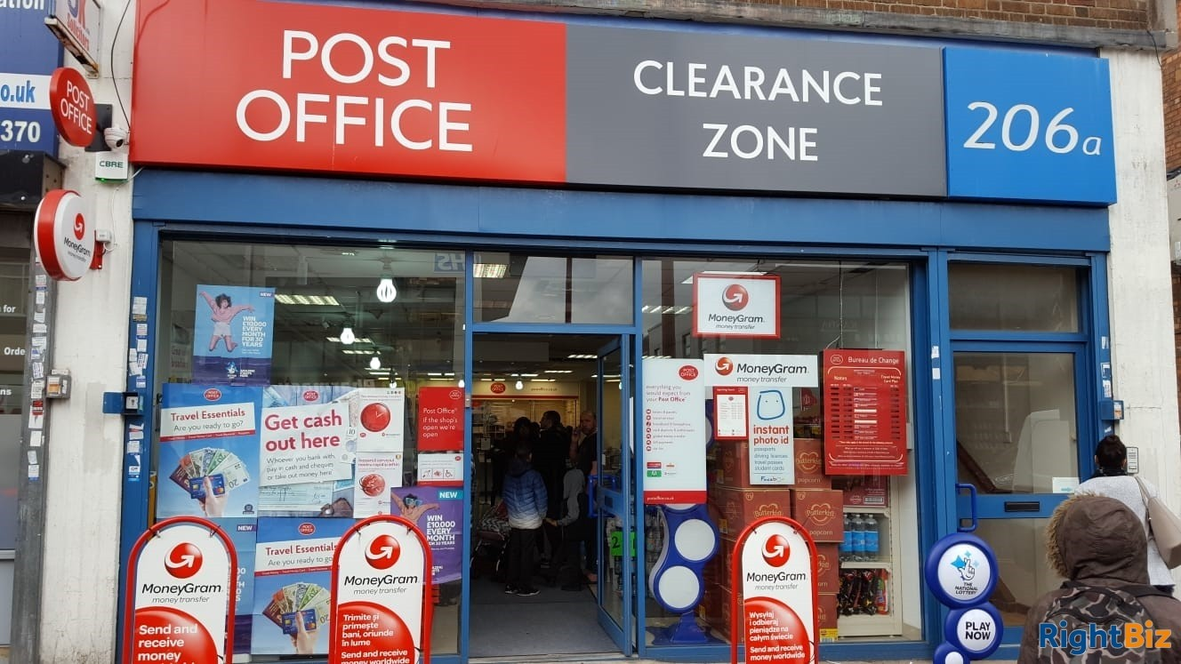 High salary Mains Post Office with £130,000 p.a. and rising. - Image 1