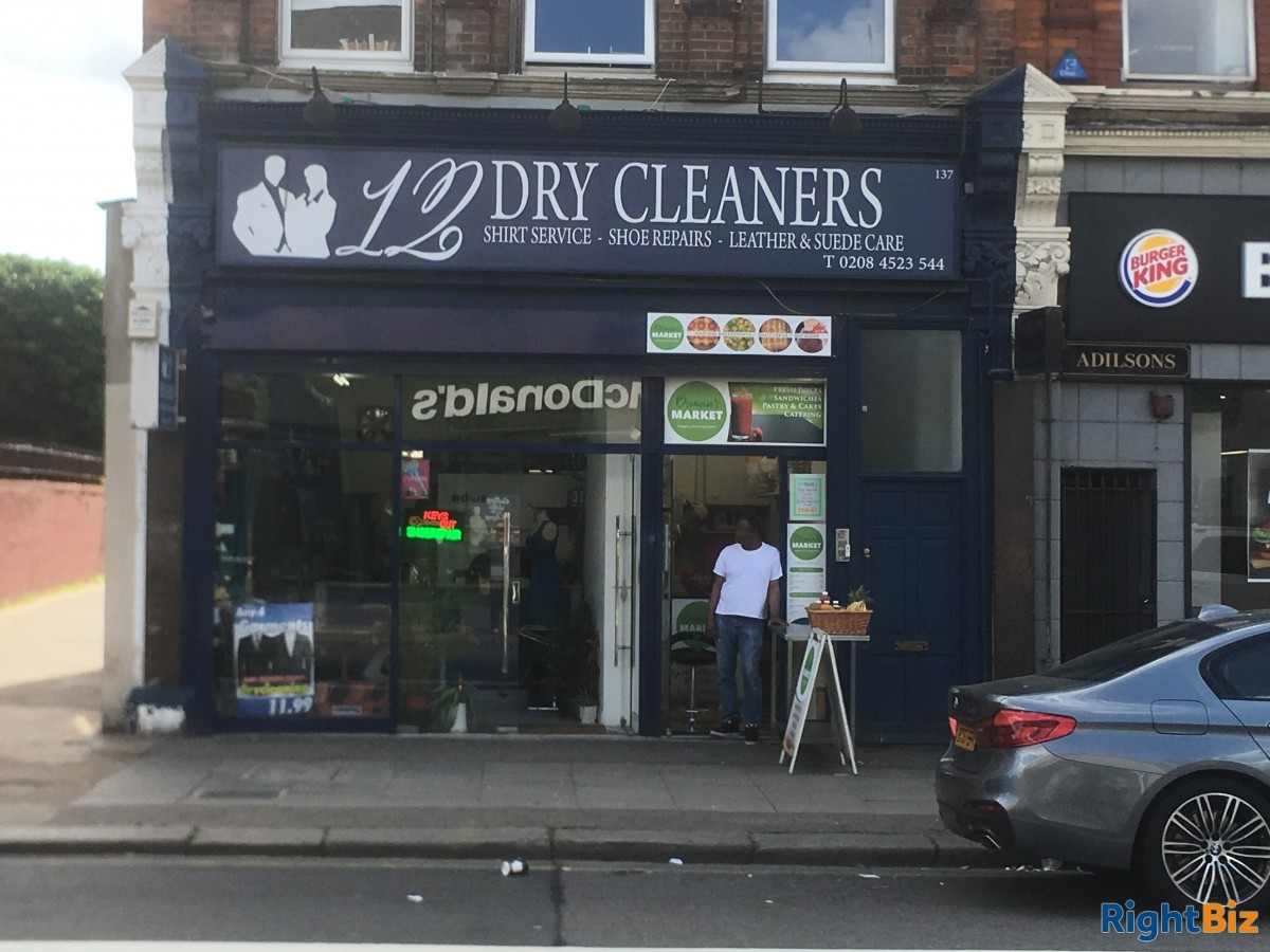 Dry cleaner business for sale in London - Image 1