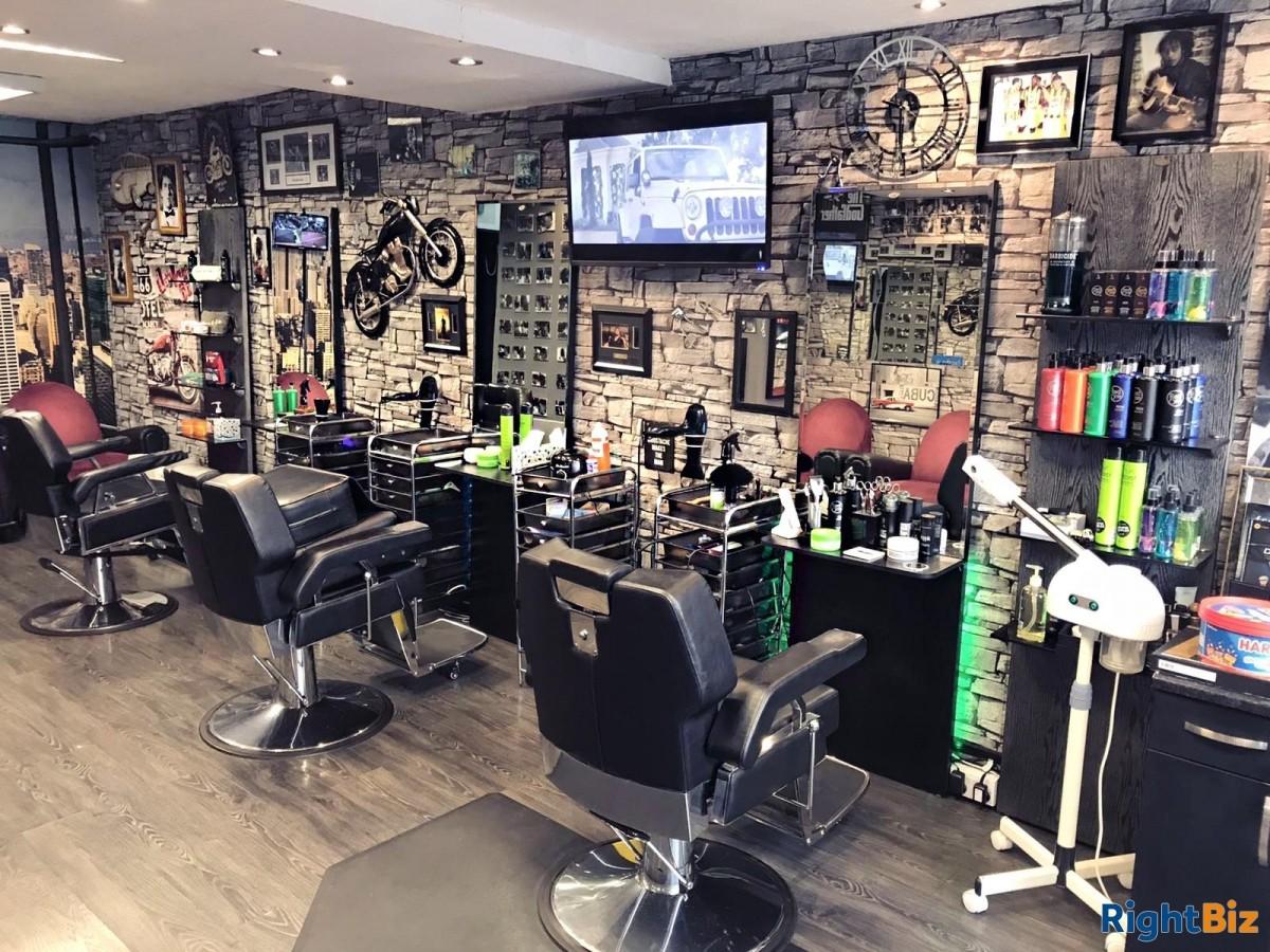 Well established busy Barber shop for sale - Image 1