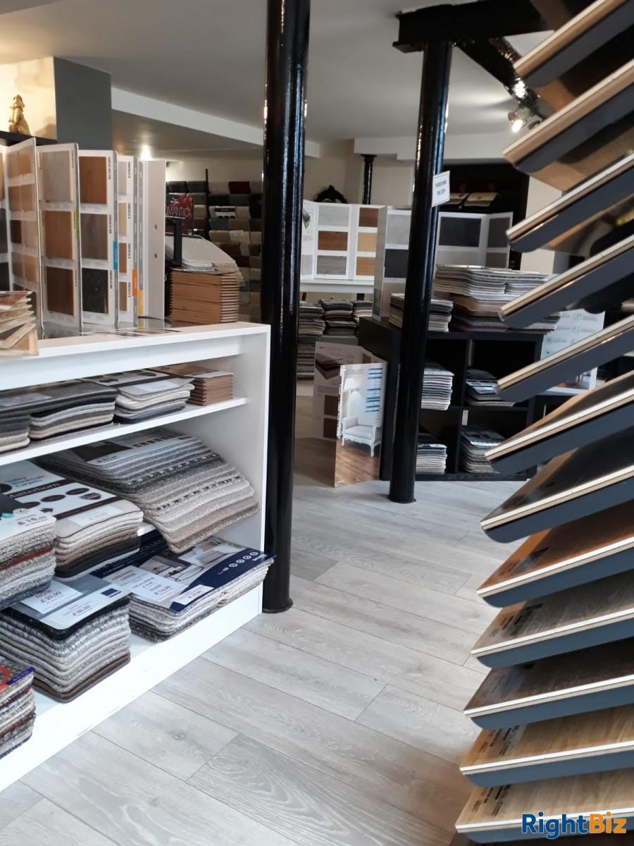 Carpet and flooring business for sale - Image 1