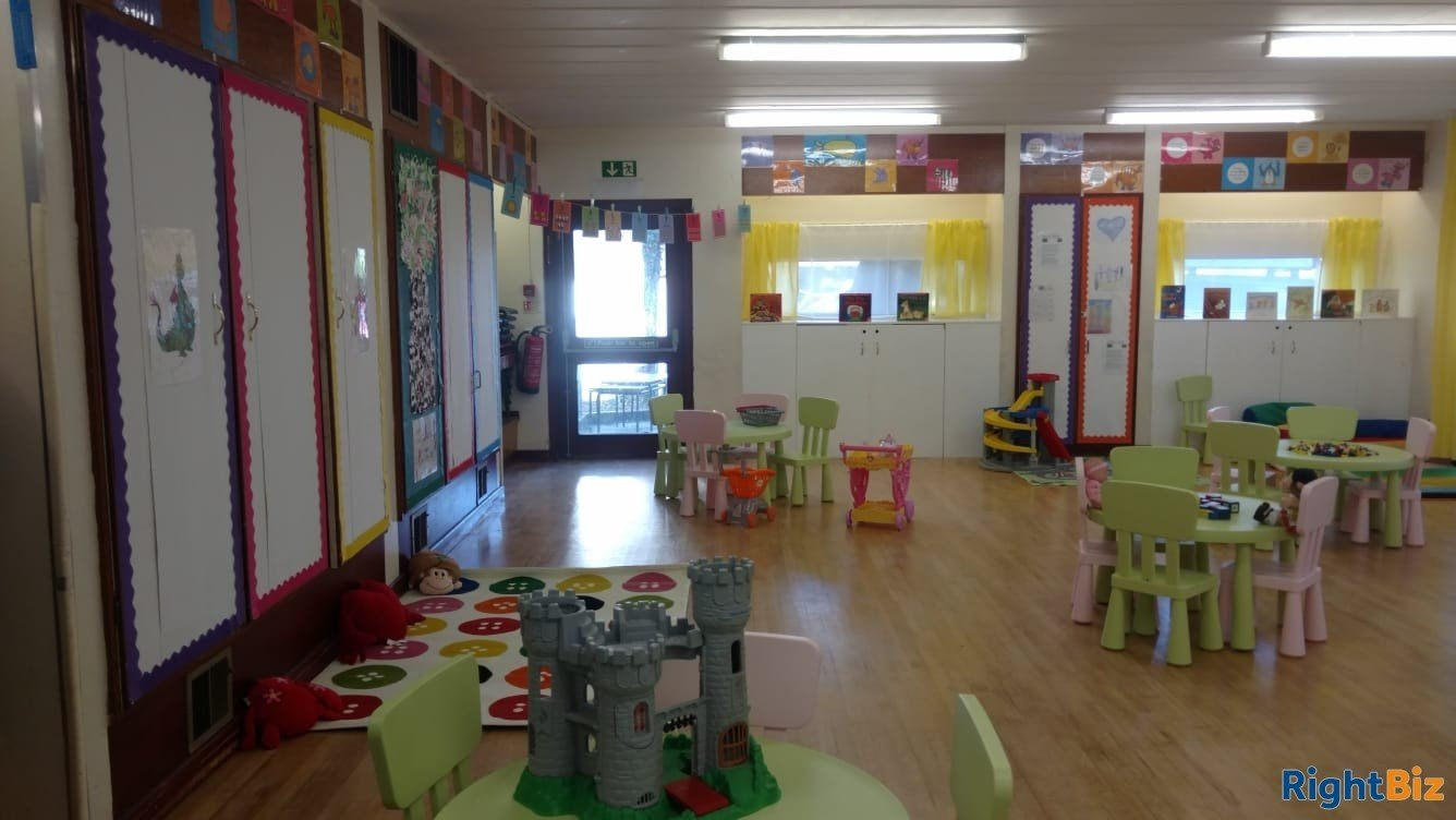 Established Nursery School in N14 for sale perfect for a small group expansion or first time buyer. - Image 1