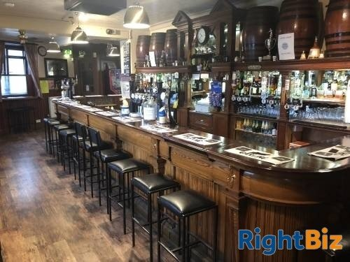 The Masonic Arms  Broxburn  West Lothian Freehold Public House with owners accommodation. - Image 1