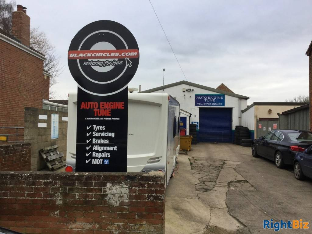 Well Established Garage & Mot Centre With A Renowned Reputation - Image 1