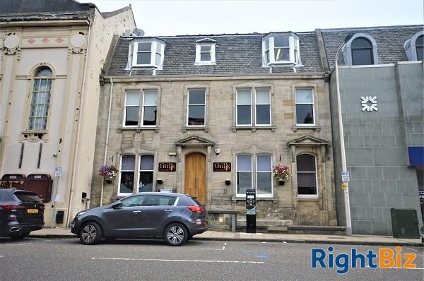 Large Restaurant Premises, Dunfermline, Fife (ref. 1272) - Image 1