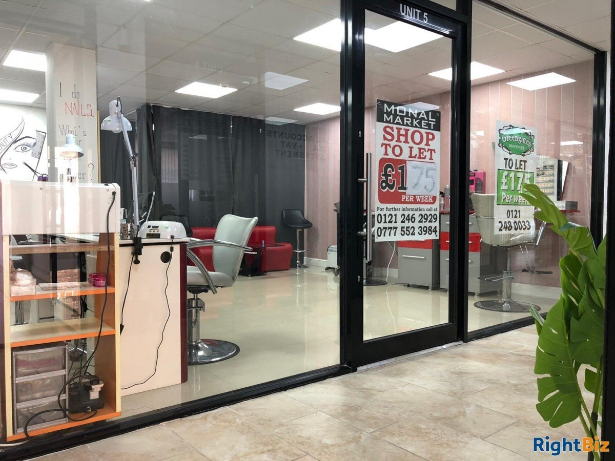 Newly Refurbished SUPERB UNISEX HAIR SALON & BEAUTY SPA IN BIRMINGHAM - Image 1