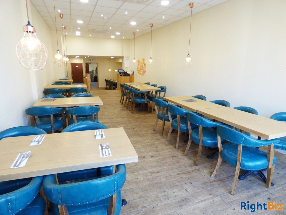 Leicester Restaurant / Takeaway Lease for sale on Golden Mile [19AB247] - Image 1