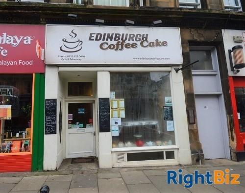 Leasehold Café/Coffee Shop, Edinburgh Southside (ref. 1279) - Image 1