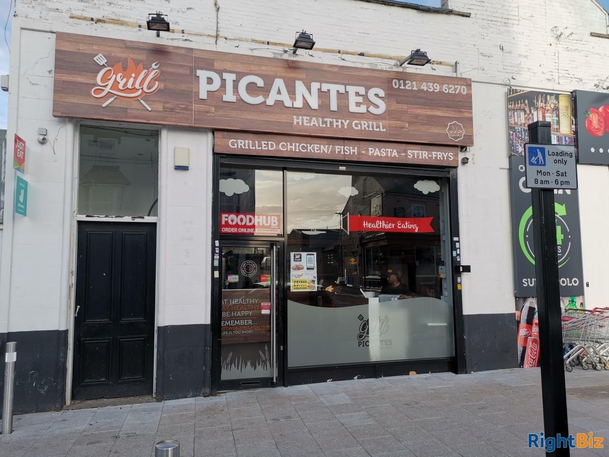 Popular Takeaway Restaurant for Sale. Prime High street location. - Image 1