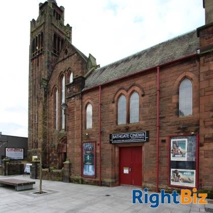 Charming Historic Arthouse Cinema In Bathgate - Image 1