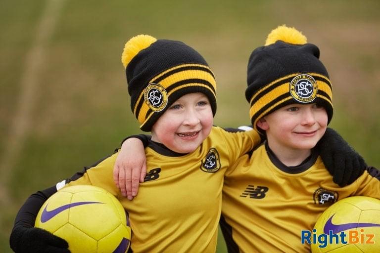 Children's Soccer Coaching Franchise - Image 1