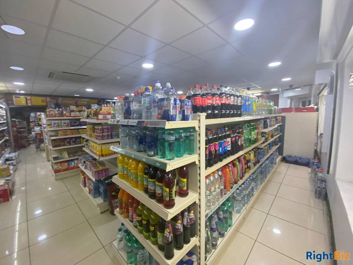 Convenient Store For sale in Slough Leasehold - Image 1