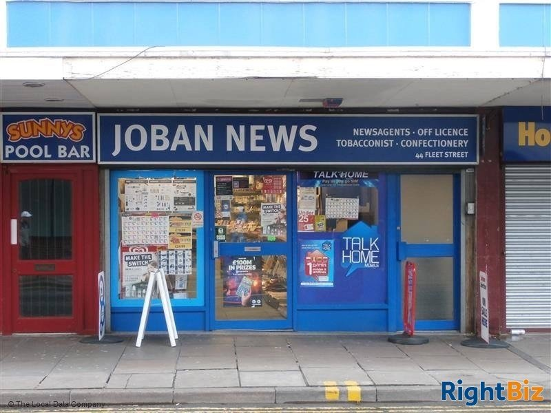 Joban News. Newsagent and Off Licence in Swindon. Town centre location. Longstanding business. - Image 1