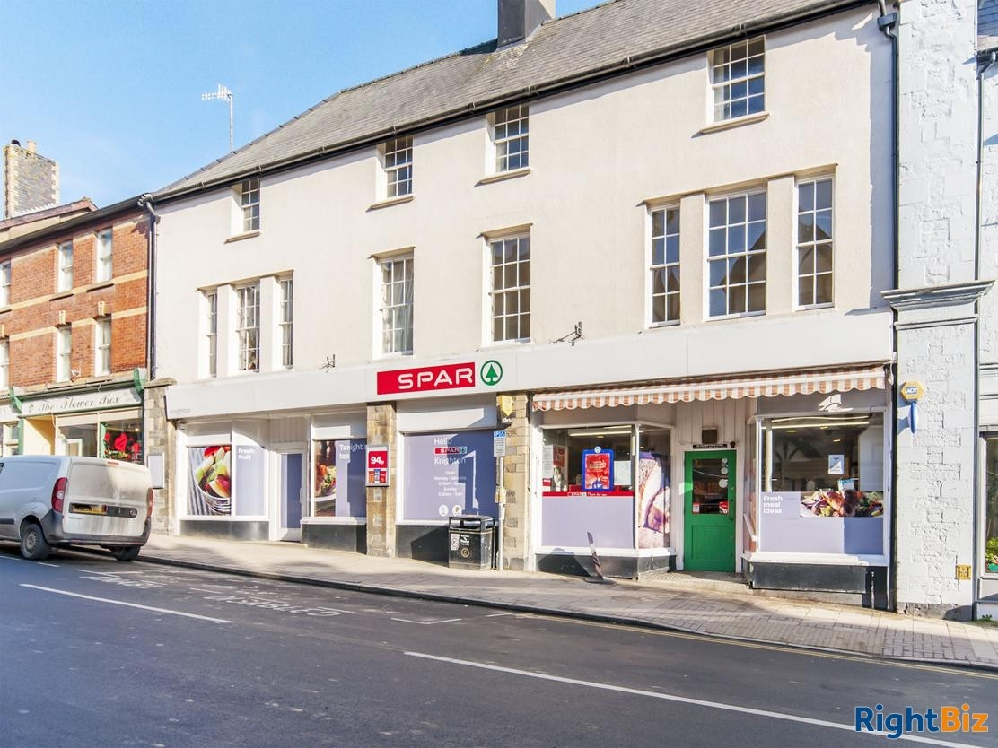 SPAR Knighton Convenience Store - Established busy location for over 60 years - Image 1