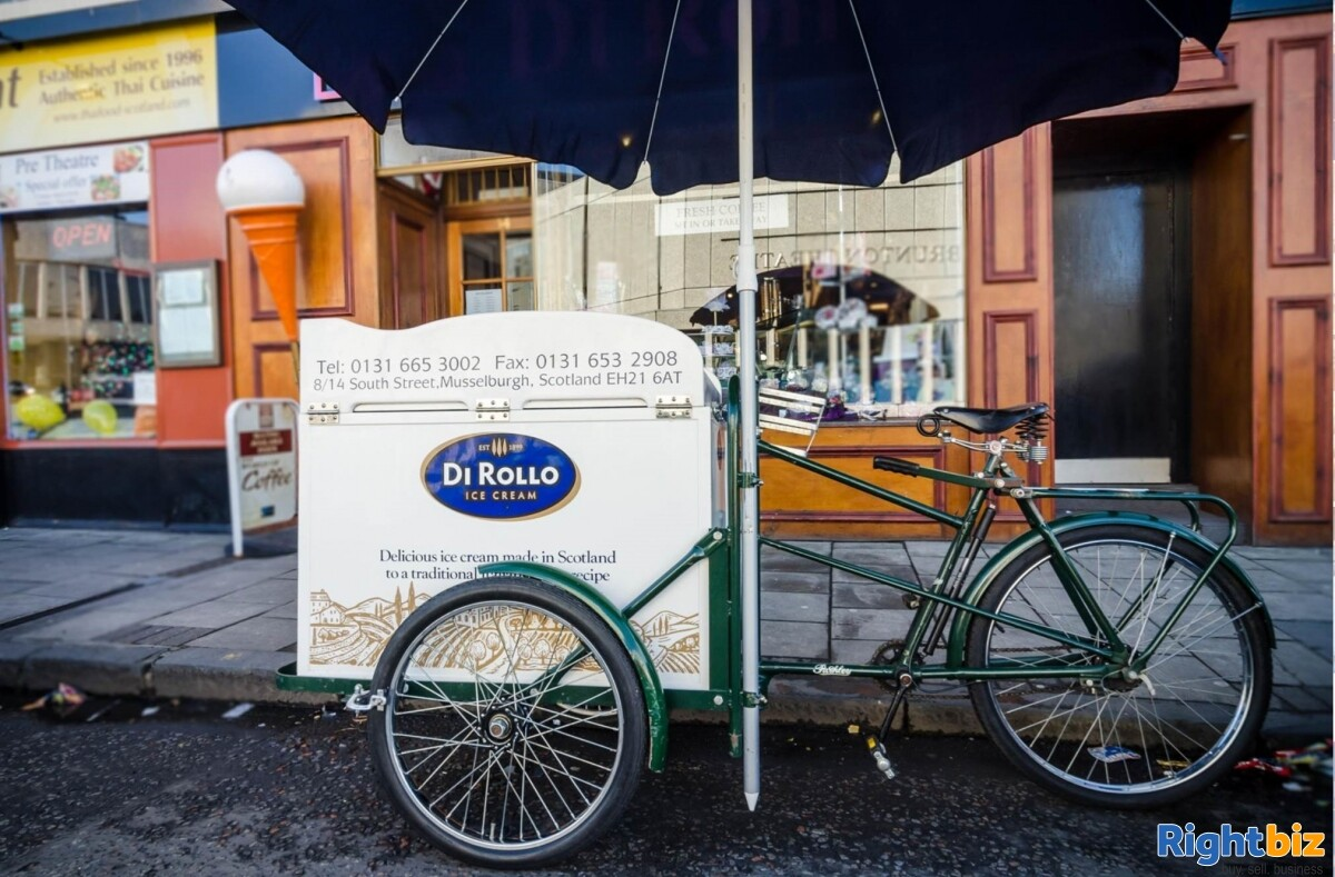 For Sale - Well Known Scottish-Italian Ice Cream Manufacturer & Wholesaler, Musselburgh - Image 1