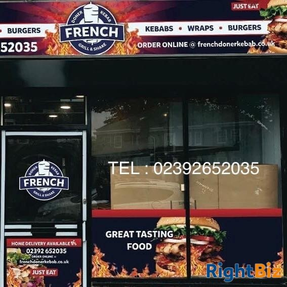 French Doner Kebab Shake and Grill - Image 1
