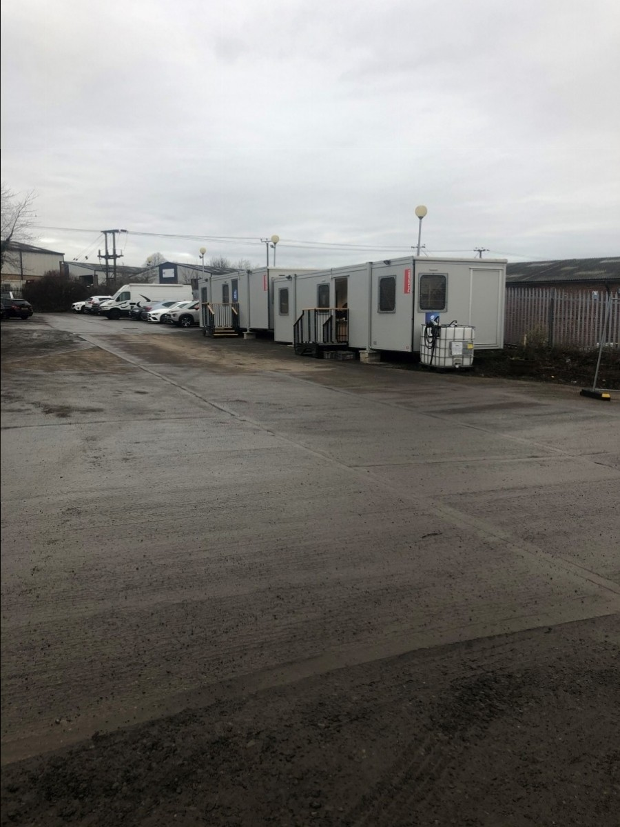 Truckstop, cafe and inclusive haulage business for sale - Image 1