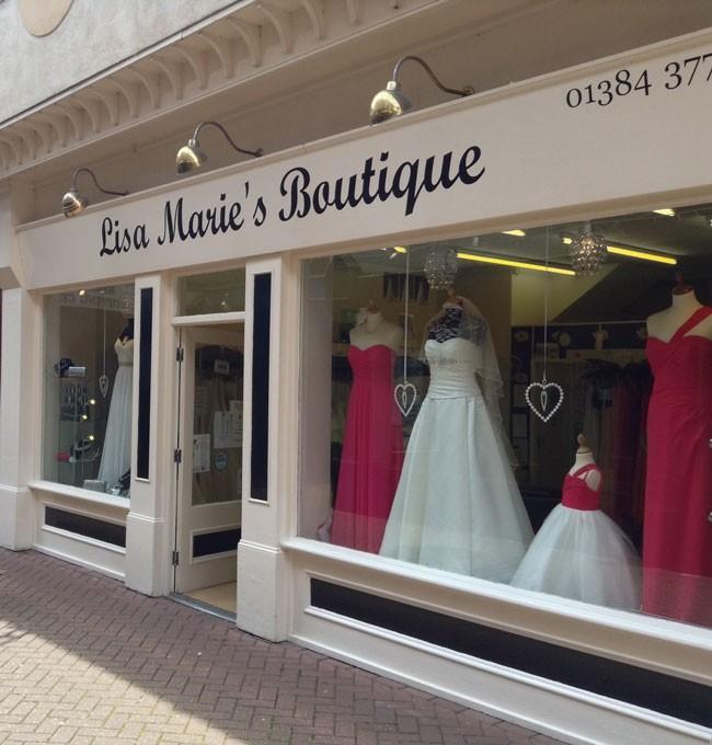 Superb Bridal, Prom and Evening Wear Boutique, Stourbridge *1st 3-Months Rent-Free* *£19,000 + SAV* - Image 1