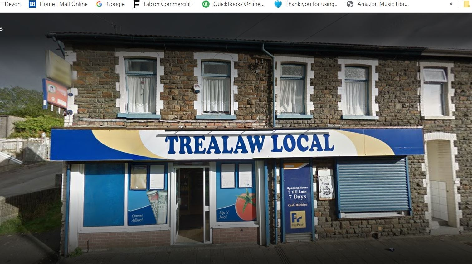 Busy Licenced Convenience Store in the Rhondda Valley with 4 bedroom HMO above providing additiona - Image 1