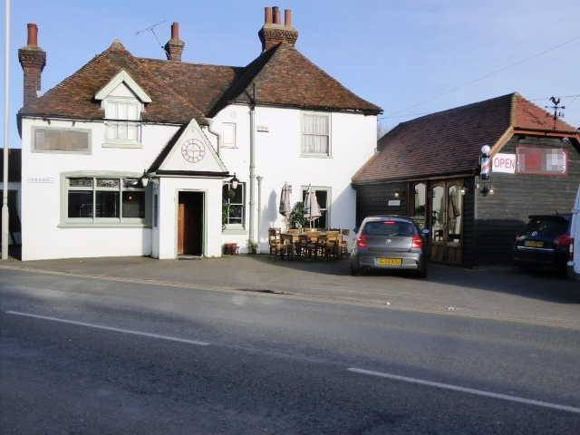 Detached Freehouse for Sale - Image 1