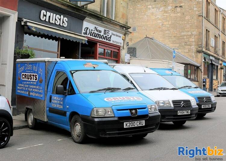 Cafe And Catering Business, Falkirk - Image 1